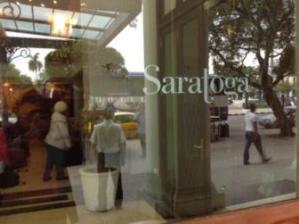 Hotel Saratoga, Havana